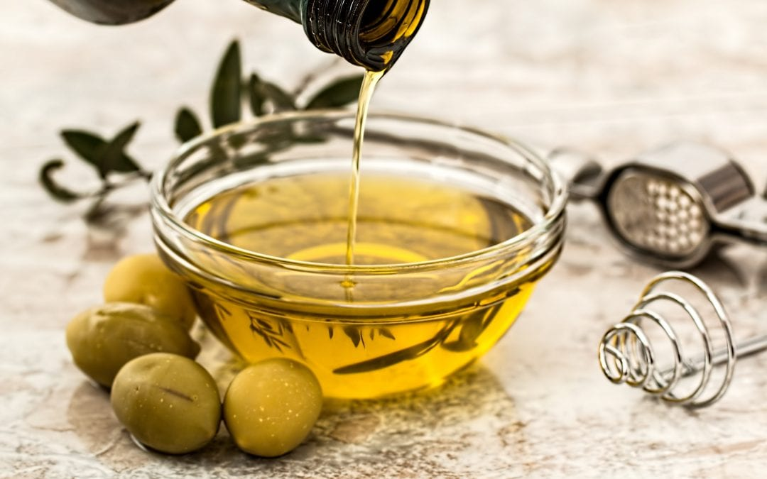 Olive Oil Chemistry Defined